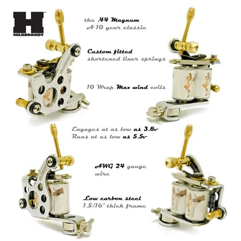 tattoo machine kit the hildbrandt advanced kit system