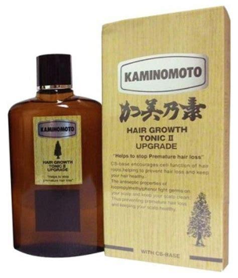 Kaminomoto Hair Growth Accelerator 1 kaminomoto hair growth tonic ii upgrade 150 ml buy kaminomoto hair growth tonic ii upgrade