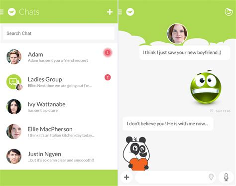 jongla chat apk terbaru gratis