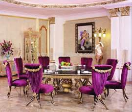 french new classic dining room furniture luxury wood