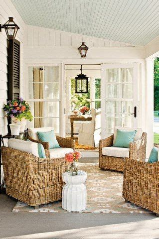 Now This Is A Great Idea by Now This Is A Cozy Porch Idea For A Sunroom