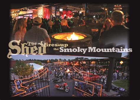 Smoky Mountain Harley Davidson The Shed by The Weekend Ahead Hog Rally Bike Show More