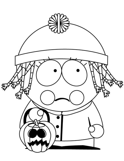 South Park Butters Coloring Pages Coloring Pages South Park Coloring Pages