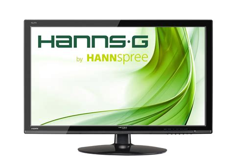 Led Monitor Hans G hannspree hanns g hl274hpb 27 quot hd black computer monitor led display 441 in distributor