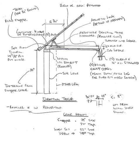 Best 25 Vintage Drafting Table Ideas On Pinterest Drafting Table Plans Pdf
