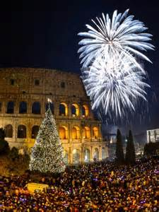 new year in rome fireworks in rome abc news australian broadcasting