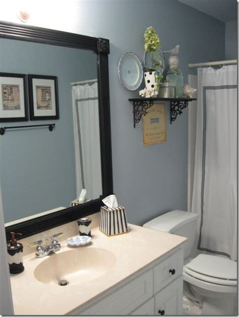 Framing Bathroom Mirror With Molding Framing Those Boring Mirrors Frame Bathroom Mirrors Framing A Mirror And Bath