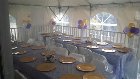Baby Shower Venues South Jersey by Venue Decorations