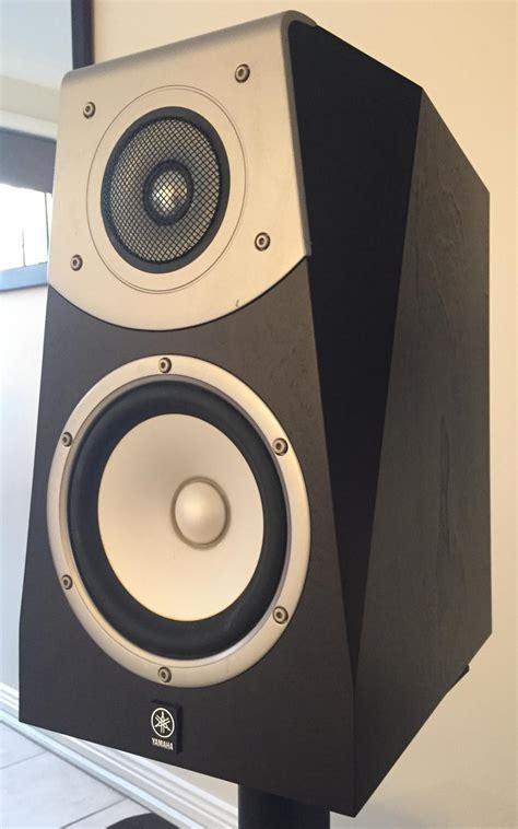 syd yamaha soavo 2 bookshelf speakers stands hifi