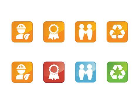 design icon button button icon design contests 187 set of 4 values icons