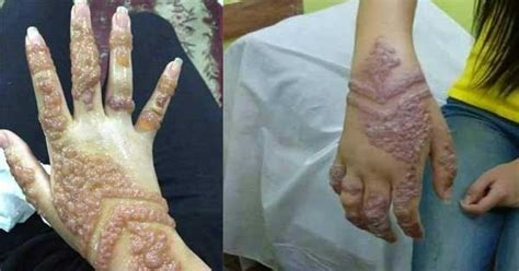 lady apply henna tattoo  traditions  side