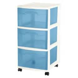 Plastic Cart With Drawers And Wheels by Sterilite 3 Drawer Cart Kid S Room