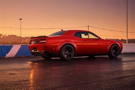 dodge challenger demon 2018 dodge challenger srt demon gets official pricing it
