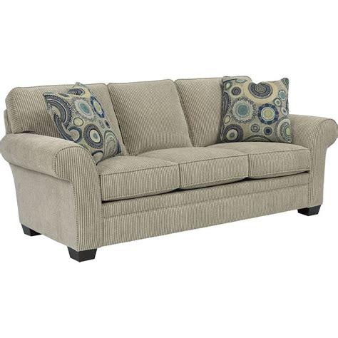 broyhill zachary sofa in putty broyhill zachary sofa 7902 3q1