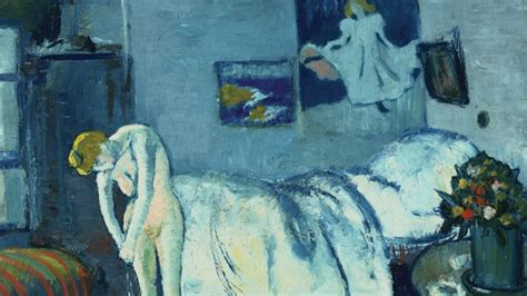 the blue room 2014 the blue room by picasso reveals mysterious portrait 183 guardian liberty voice