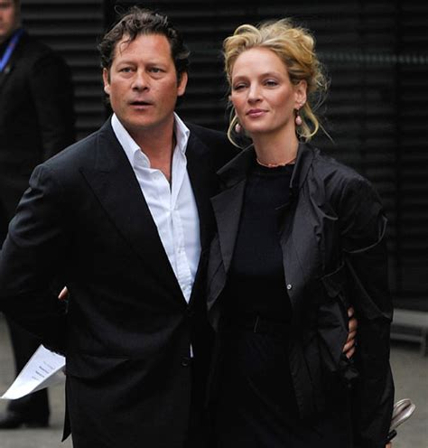 Uma Thurman Wants To Quit Acting To Take Care Of by Uma Thurman Baby The Gives Birth To Third Child