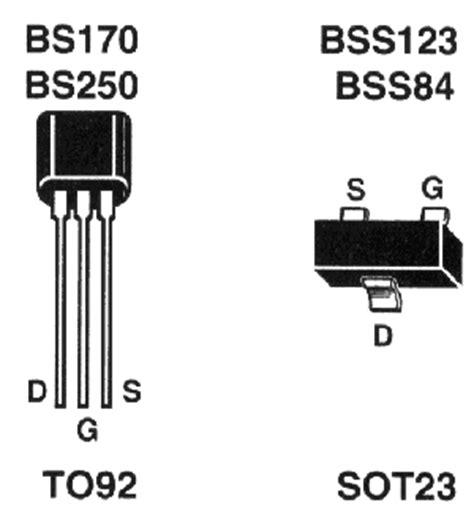 transistor mosfet bs250 transistor mosfet bs250 28 images bs250 1220453 pdf datasheet ic on line bs250 datasheet