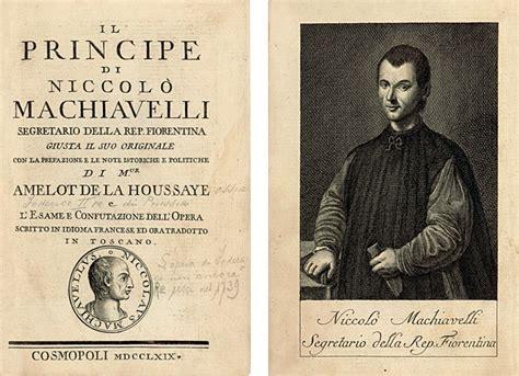 Il Principe Sang Pangeran Niccolo Machiavelli 10 imprescindibili classici della letteratura italiana