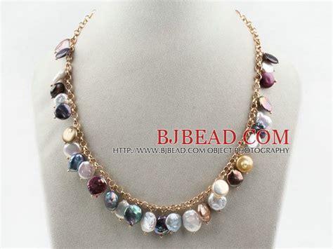 quitar nudos de cadenas de oro como hacer collares de perlas surtido de moneda