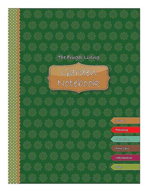 c printable area landscape free printable garden notebook