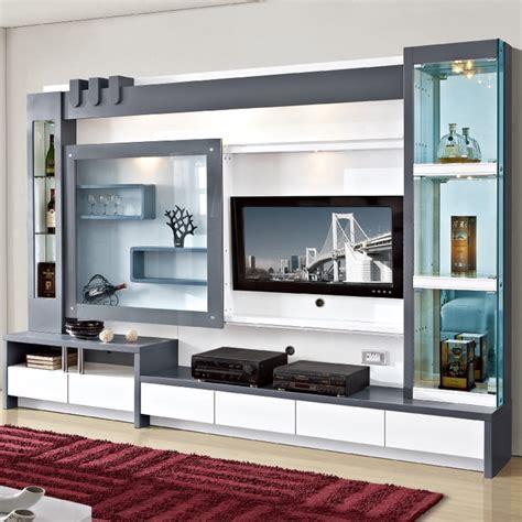 Modern Design Wall Units Designs In Living Room 204b# Led