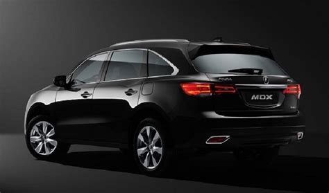 acura mdx year to year changes 2018 acura mdx redesign specs changes price release