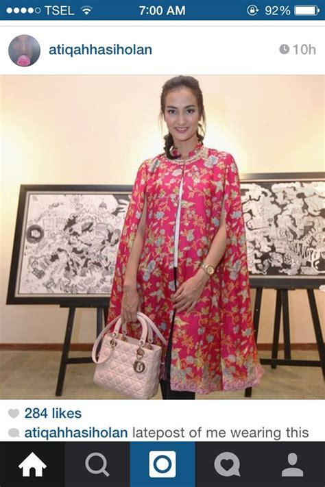 Tunic Ethnic Putih 17 best images about model batik on brokat