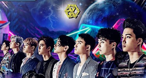 exo wallpaper  laptop group