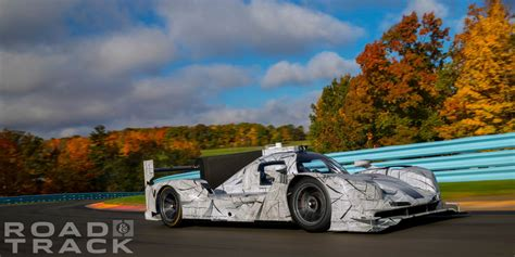 Cadillac Daytona by Cadillac Daytona Prototype International Dpi V R