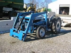 Ford 4000 Tractor For Sale 1963 Ford 4000 Tractor For Sale At Equipmentlocator