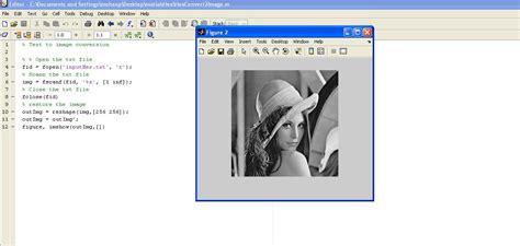 Read Mat Matlab by Imagetohex Hextoimage Cconversion File Exchange Matlab Central