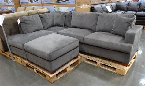 emerald sectional sofa costco gray sectional sofa costco 55designs