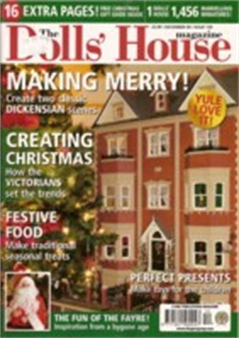doll house magazine top five business magazines for doll houses