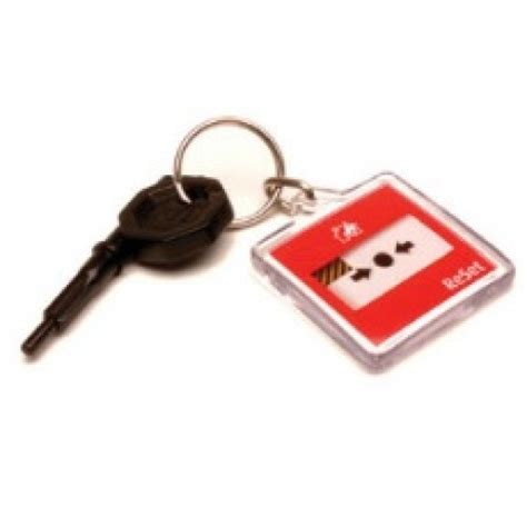resetter key vimpex spare key for reset manual call point single m210