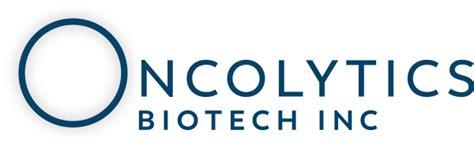 Biotech Mba Internship by Oncolytics Biotech Inc Oncyf
