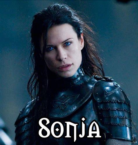 Underworld Film Actress Name | sonja gal underworld awakening
