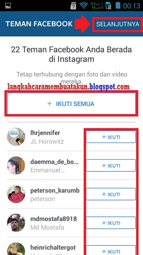 membuat instagram lewat komputer membuat instagram lewat facebook cara masuk instagram