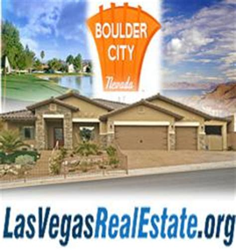 boulder city nevada real estate holding attention of