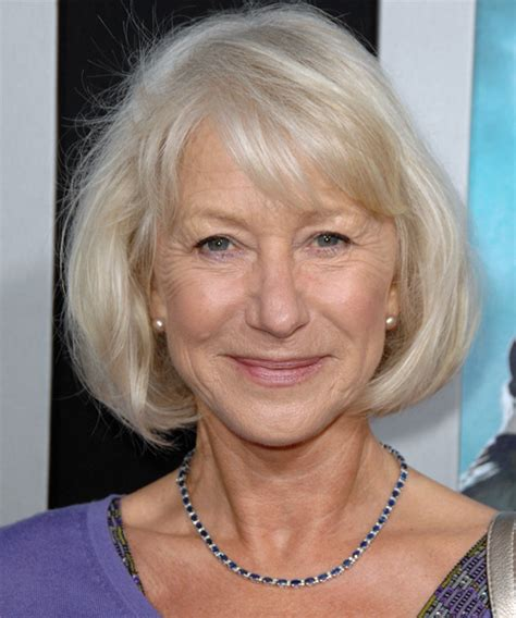 hair style for 70 year old helen mirren hairstyles in 2018
