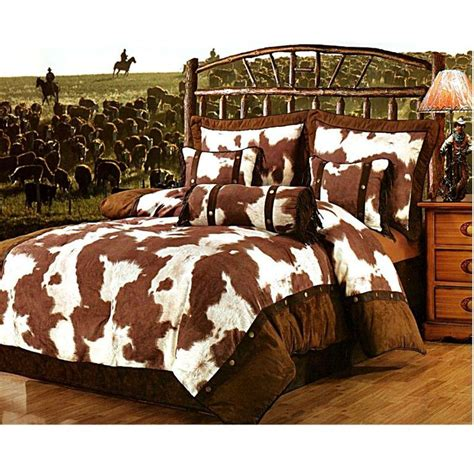 cowhide comforter set 5683 best images about western southwestern home decor