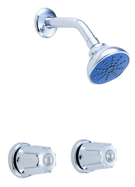 Gerber Shower by Gerber Two Handle Tub And Shower Faucet