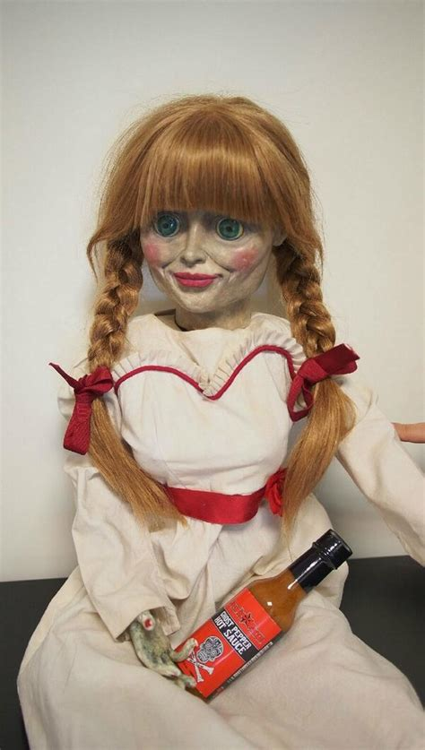 a haunted house 2 annabelle doll abigail the doll villains wiki villains bad guys