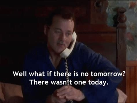 groundhog day quotes bill murray bill murray animated gif
