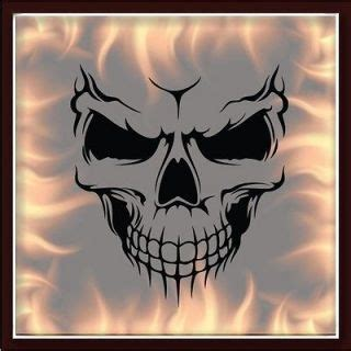 airbrush skull templates skull airbrushing skulls harley davidson printable