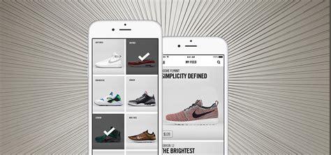 nike snkrs app delivers  stop shop  coveted footwear