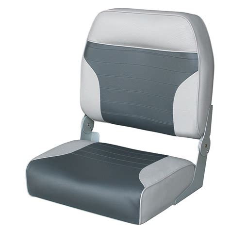 west marine boat seats wise seating big man boat seat gray charcoal west marine
