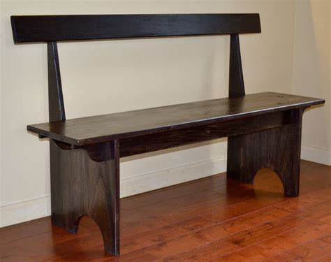 shaker style bench shaker style bench beauty and function combined