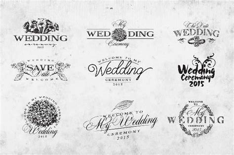 Wedding Planner Logo Sles by Wedding Logo Wedding Ideas 2018