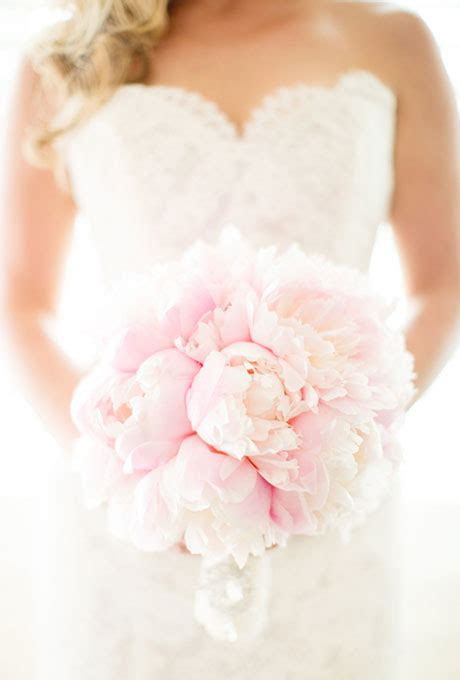 pink peonies wedding pink wedding bouquet ideas peony florists and peonies
