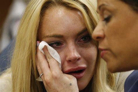 Has Jil Stuart Dumped Lindsay Lohan As The Their Brand by Lindsay Lohan S Finally Admits S Problem